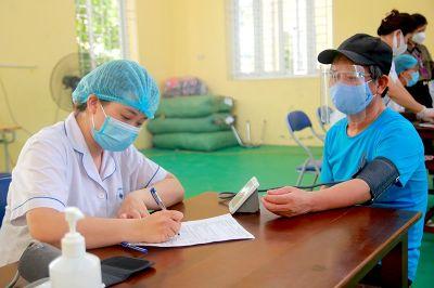 Sáng 1/10, Hà Nội thêm 5 ca Covid-19 trong cộng đồng tại 3 quận, huyện
