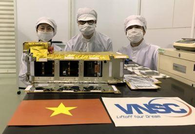 Vệ tinh NanoDragon của Việt Nam sắp được phóng vào vũ trụ từ Nhật Bản
