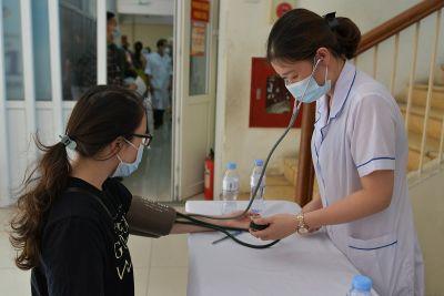 Sáng 2/10, Hà Nội thêm 17 ca Covid-19 liên quan đến Bệnh viện Việt Đức