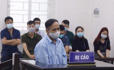 """Cựu Phó Chủ tịch HĐND phường bị tuyên phạt 12 năm vì """"bán trộm"""" đất của người khác"""
