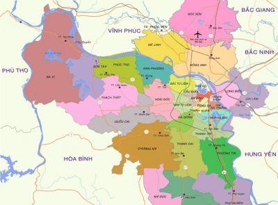 Hà Nội nghiên cứu đưa Đông Anh, Sóc Sơn và Mê Linh lên thành phố