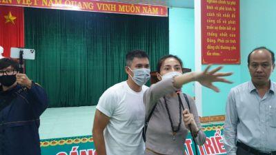 Phía Thủy Tiên cảm ơn Nghệ An đã xác nhận khớp số tiền cứu trợ, và giải thích lý do khó xác minh ở Quảng Trị