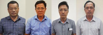 Sai phạm của loạt giám đốc tại dự án cao tốc Đà Nẵng - Quảng Ngãi