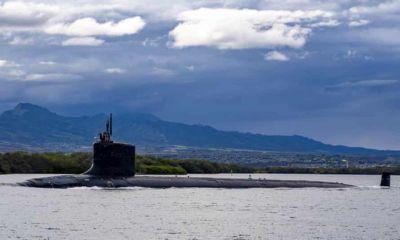 Phát hiện kỹ sư Mỹ và vợ bán bí mật tàu ngầm hạt nhân cho nước ngoài