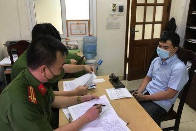 Bắt Giám đốc công ty dược 'ôm nợ' trốn truy nã ở Hà Nội