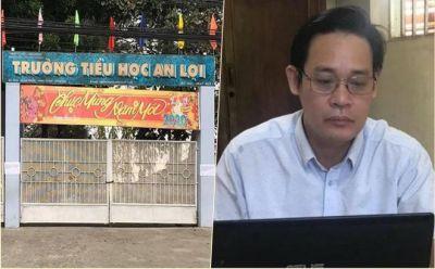 Thấy giáo Lê Trần Ngọc Sơn xác nhận lá đơn đề nghị giải quyết thôi việc xuất hiện trên MXH là của mình