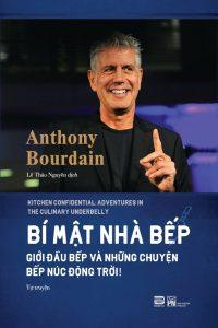 Bí mật nhà bếp – Kitchen Confidential của Anthony Bourdain sắp phát hành tại Việt Nam
