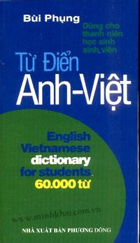 từ điển anh việt 60.000 từ