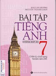 Bài Tập Tiếng Anh 7 (Không Đáp Án)
