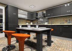 Thiết kế và thi công nhà bếp