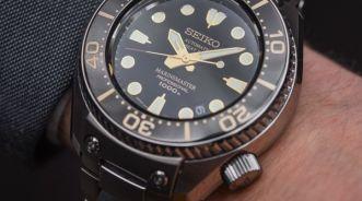 "Marinemaster Professional SBEX001: ""Siêu phẩm"" đồng hồ lặn của Seiko"