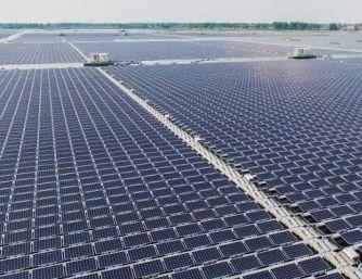 Nhà máy điện mặt trời -Ninh Thuận