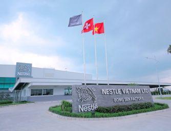 Nhà máy Nestle Bông sen-Hưng Yên