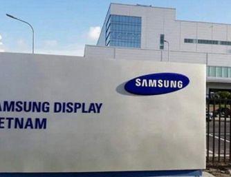 Nhà máy Samsung Display-Bắc Ninh