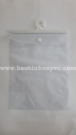 Túi nhựa PVC có móc 04 - 1