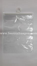 Túi nhựa PVC có móc 04