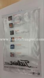 Túi nhựa PVC có móc 19
