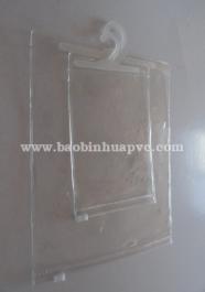 Túi nhựa PVC có móc 27