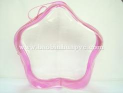 Túi nhựa PVC đựng mỹ phẩm 03