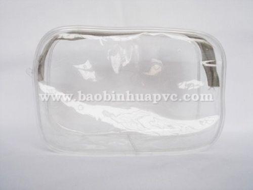 Túi nhựa PVC đựng mỹ phẩm 04