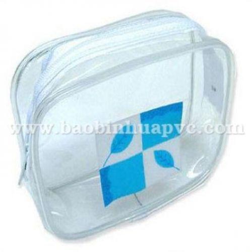 Túi nhựa PVC đựng mỹ phẩm 12