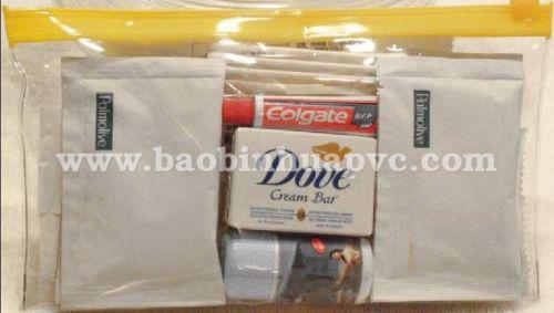 Túi nhựa PVC đựng mỹ phẩm 17