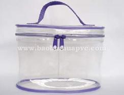 Túi nhựa PVC đựng mỹ phẩm 20