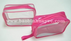 Túi nhựa PVC đựng mỹ phẩm 28