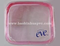 Túi nhựa PVC đựng mỹ phẩm 31
