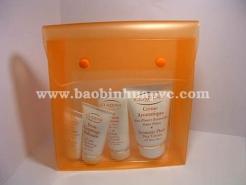 Túi nhựa PVC đựng mỹ phẩm 32