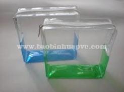 Túi nhựa PVC đựng mỹ phẩm 33