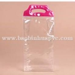 Túi nhựa PVC đựng mỹ phẩm 36