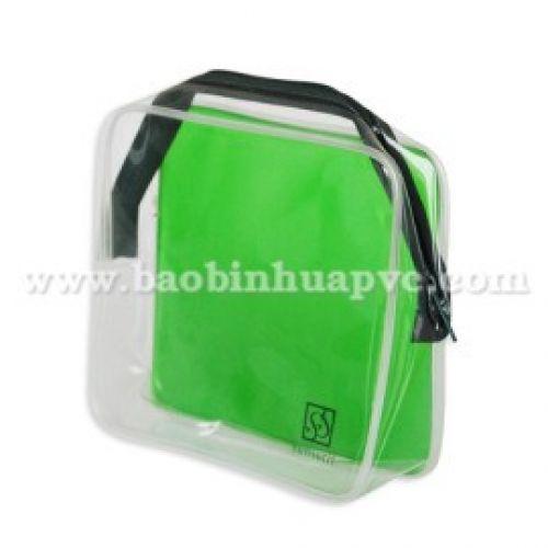 Túi nhựa PVC đựng mỹ phẩm 41