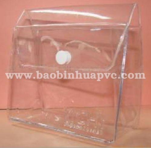 Túi nhựa PVC đựng mỹ phẩm 42