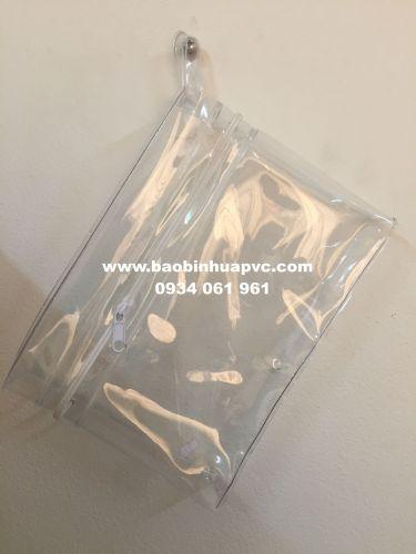Túi PVC đựng mỹ phẩm 44