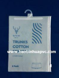 Túi PVC có móc 19