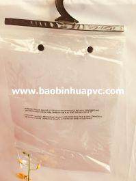 Túi PVC có móc 14