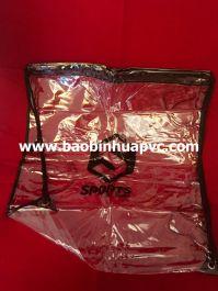 Túi nhựa PVC có dây rút 06