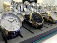 Đồng hồ đôi Sunrise SR dây da giá rẻ tại Hà Nội