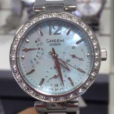 Đồng hồ Casio sheen siêu đáng yêu dành cho các quý cô