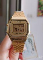 Đồng Hồ Casio Nữ LA680WGA-9DF