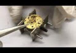 Sửa chữa, bảo dưỡng đồng hồ Gold Star máy Rado