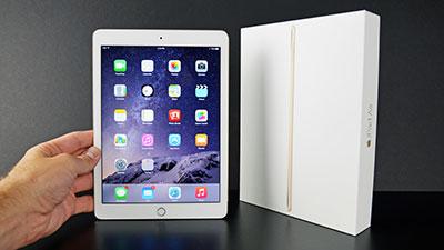 Ipad Air 2 – White – 4G – 16Gb