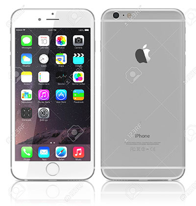 Apple iPhone 6 Plus 64GB Silver (Bản quốc tế)