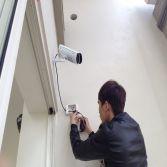 Công trình lắp đặt camera chống trộm tại từ liêm