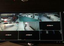 Công trình lắp đặt camera chống trộm tại ba đình