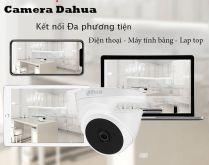 Lắp Đặt Trọn Bộ Camera Dahua 2.0M