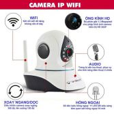 Lắp đặt hệ thống Camera IP không dây