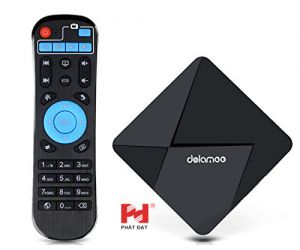 TV BOX ANDROID DOLAMEE D5