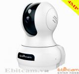 Camera IP ebitcam E3 chất lượng 4MP – quay quét 350 độ
